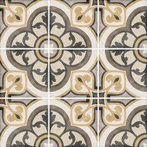 Art Nouveau Majestic Colours 20x20