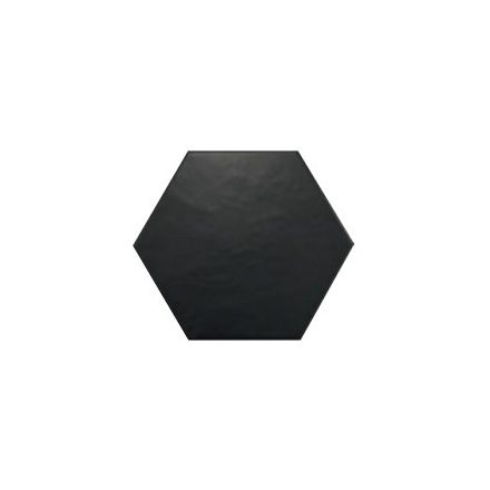 equipe hexatile negro mate