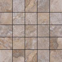Canyon Marron Mosaic Matt 30x30