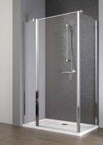 Radaway EOS II KDJ szögletes zuhanykabin