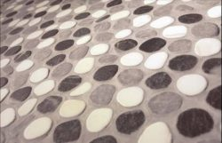 Kavicsmozaik, kőmozaik, kevert anyagú mozaikok